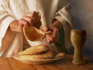 A Páscoa e o Comer às Pressas