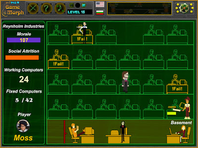 The IT Crowd Game