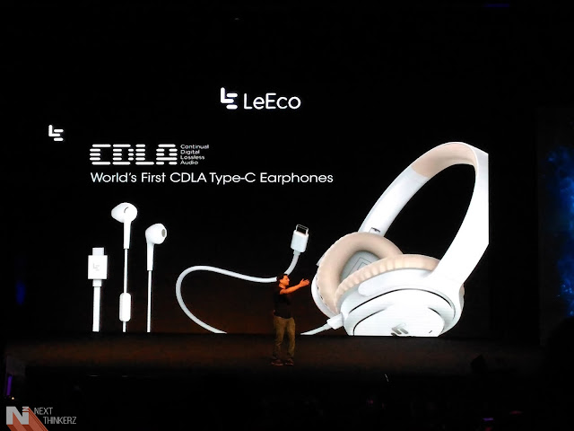 leeco cdla headphones