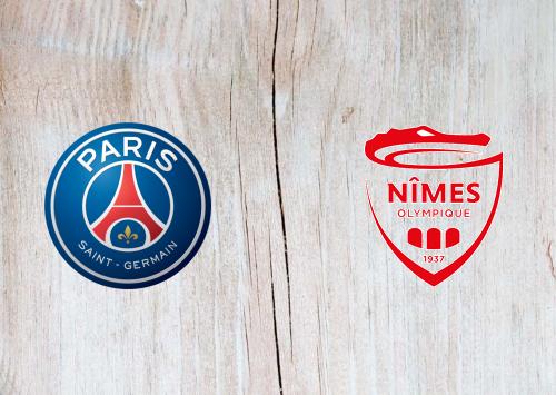 PSG vs Nîmes -Highlights 03 February 2021