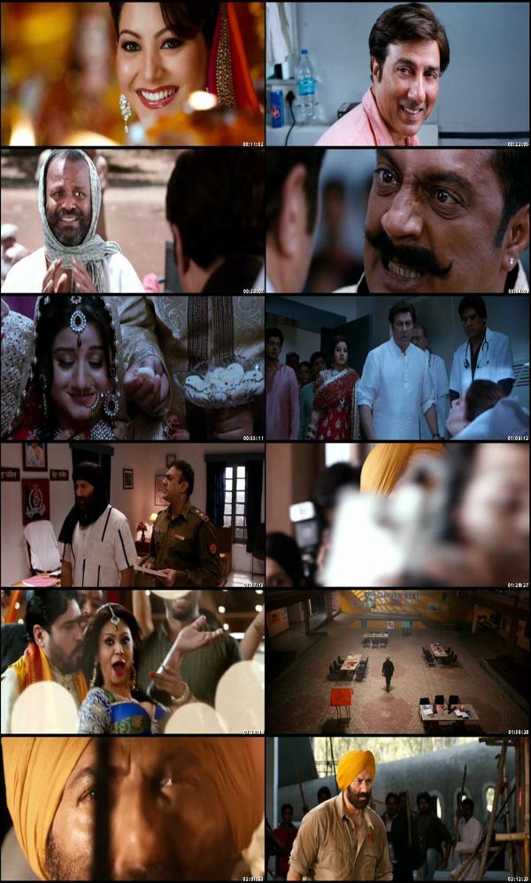 Download Singh Saab the Great 2013 ORG Hindi 480p HDRip 400MB ESubs movie