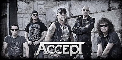 Mark Tornillo joined the band Accept back in 2009 and is now kicking ass world wide instead of just the Tri-State area! How fuckin' awesome is that! BUT... he still manages to fly back to Jersey to join his TT Quick bandmates for the occasional Benefit and reunion show... pretty cool!