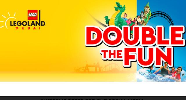 Legoland Dubai 2day sale