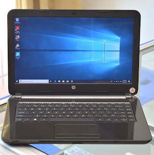 Laptop HP 14-G006AU 14-Inchi Second Malang