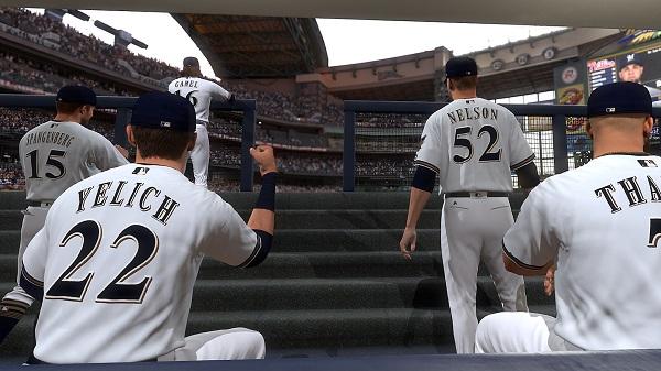 MLB The Show 21 - Cross Platform Play Multiplayer Mode