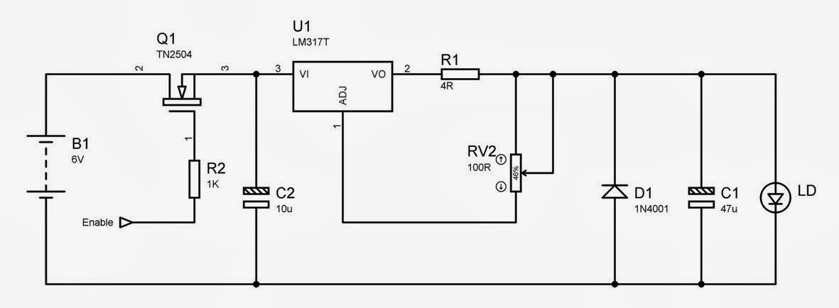 Dvd Laser Diode Wiring Diagram Laser Diode Specifications
