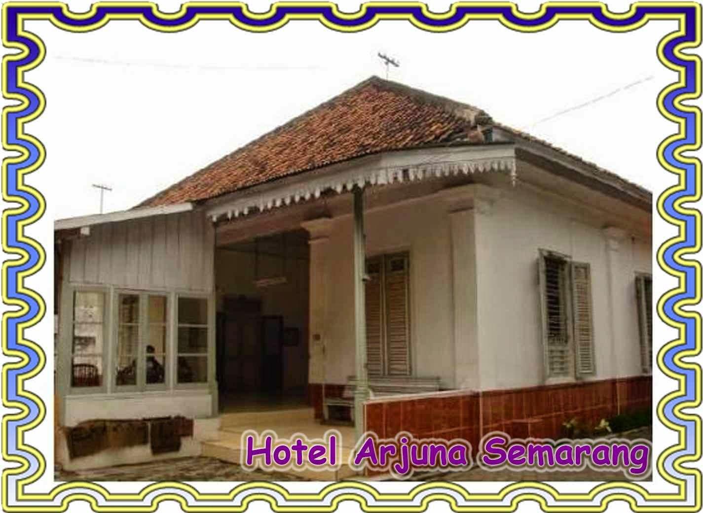 Hotel Arjuna Semarang Ini Terletak Di Daerah Purwosari Bagian Utara Dari Kota Tepatnya Beralamatkan Jalan Imam Bonjol Nomor
