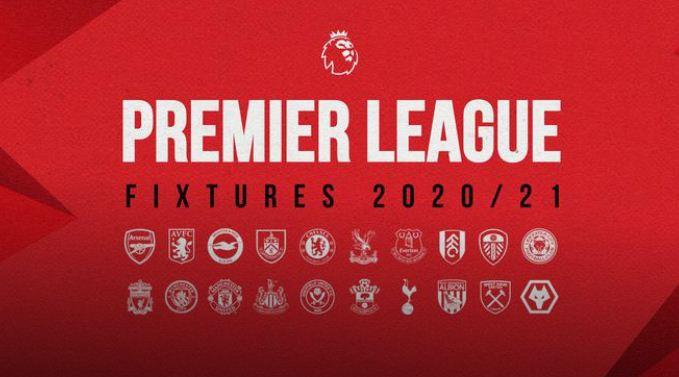Jadwal Liga Inggris 2020-2021 Lengkap