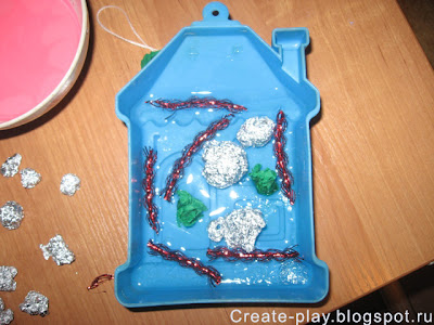 Ice toys