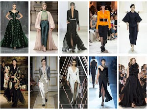 Fashion Week: Haute Couture Automne/Hiver 2018-2019
