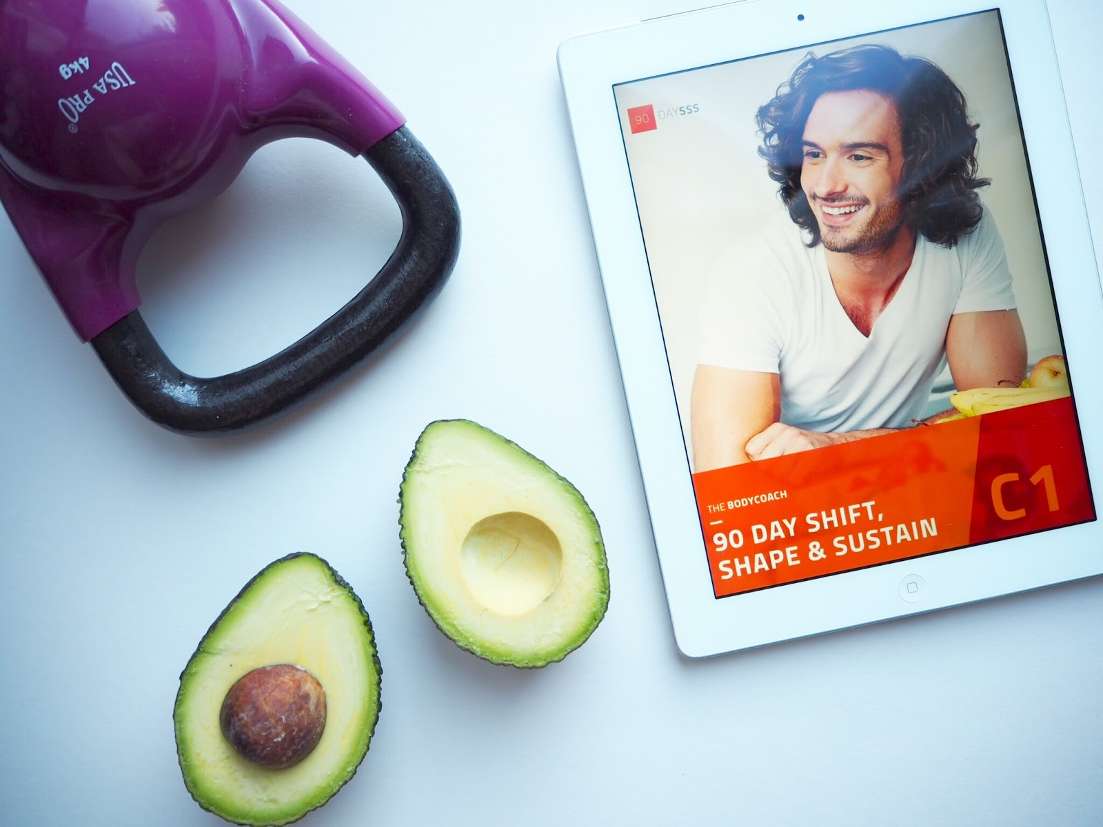 The Body Coach 90 Day SSS Plan: Part One
