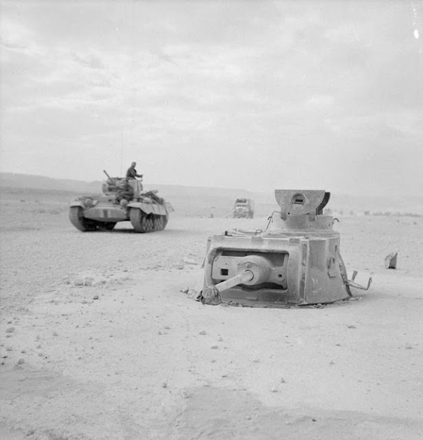 Tanks in Halfaya Pass on 16 March 1942 worldwartwo.filminspector.com