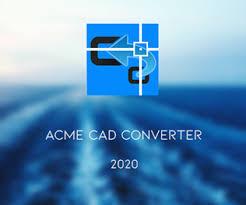 تحميل برنامج Acme CAD Converter 2020 8.9.8.1510 نسخة كاملة