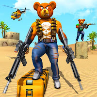 Teddy Bear Gun Strike Game Mod Apk