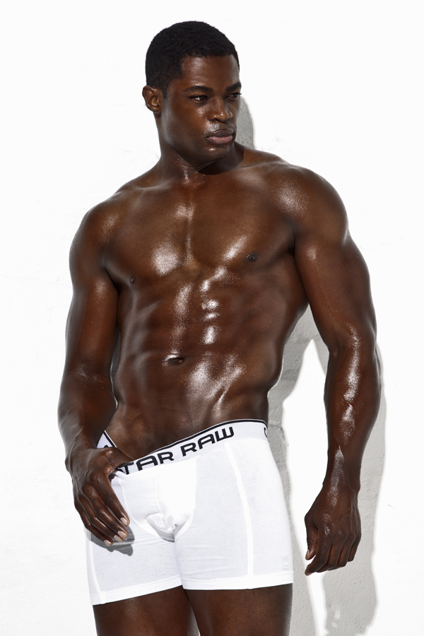 Hot Buff Black Men