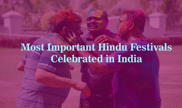 most-important-hindu-festivals