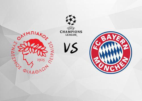 Olympiakos Piraeus vs Bayern München  Resumen y Partido Completo