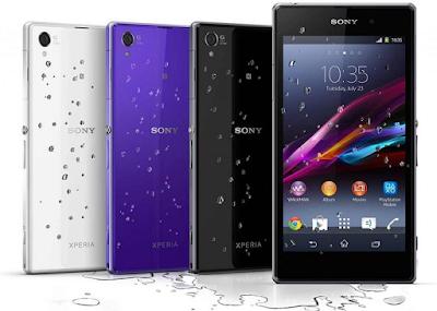 Intip Spek dan Harga Hp Sony Xperia Z1 yang Ditawarkan