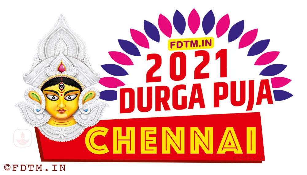 2021 Chennai Durga Puja Calendar, 1428 Chennai Durga Puja Calendar