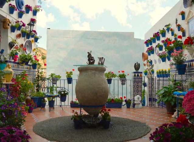 Festival de los Balcones de Iznájar