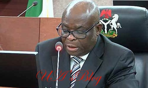 BREAKING:EFCC Uncovers $30,000 Paid Into Onnoghen's Account By SAN Who Gave Justice