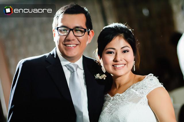 fotos bodas novios encuadre
