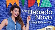 Babado Novo - Live Forró Do Midia