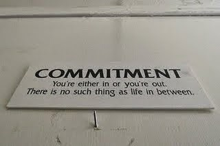 hall of Commitment and Self Sacrifice.