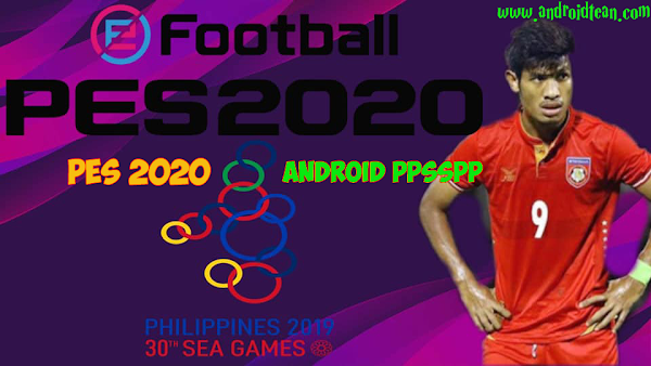 PES ASIA 2020 Update   PPSSPP Android Download