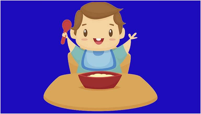 Mengapa Makan Harus Sambil Duduk Dan Minum Dalam Tiga Tegukan?