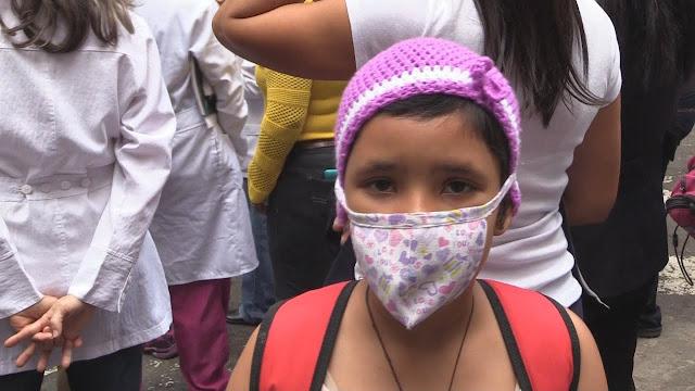 OPS recomienda a Venezuela acciones urgentes ante sarampión y difteria