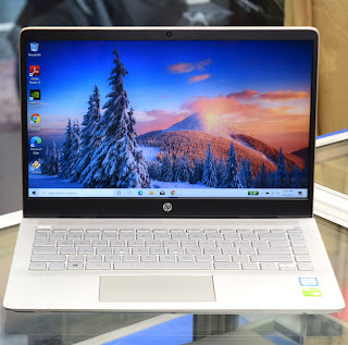 Jual Laptop HP Pavilion 14-BF005TX Core i5 Double VGA