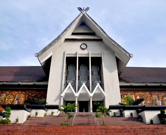 muziumnegara,tempat menarik di Kuala Lumpur,