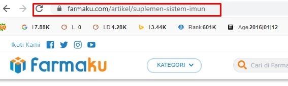 membuat URL yag singkat pada artikel