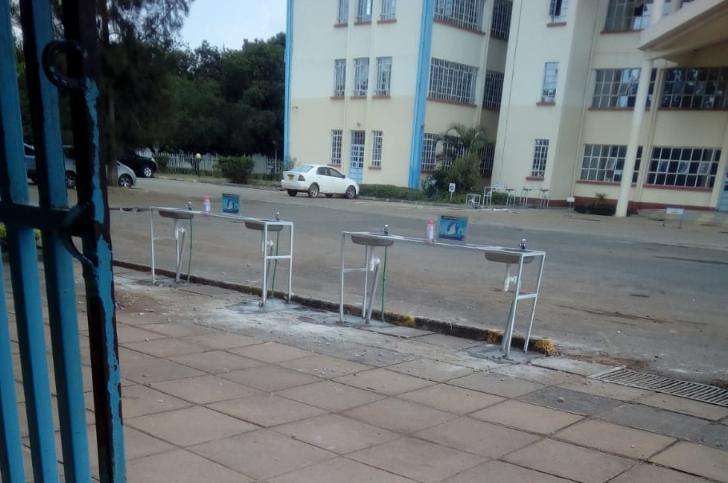 Kenyatta University.