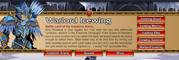 best xp farm on icestorm arena