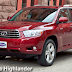 2010 toyota Highlander Reviews