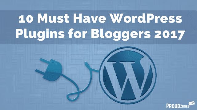 essential wordpress plugins 2017