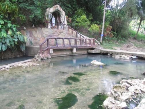 Binaliw Spring - Sogod, Cebu