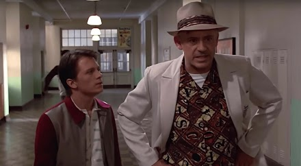 Robert Downey Jr and Tom Holland in Back to the Future | Zurück in die Zukunft Deep Fake