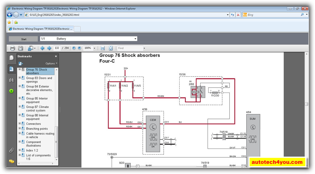 autotech4you volvo cars wiring diagrams 2011 autotech4you