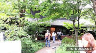 50代女子日帰り旅 夏の終わりに♪ 軽井沢星野エリアへ