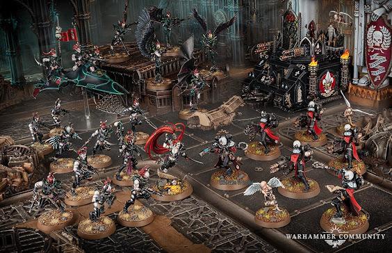 Warhammer 40,000: Piety and Pain
