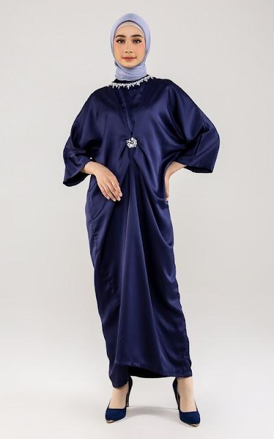 style hijab untuk orang pendek dan gemuk