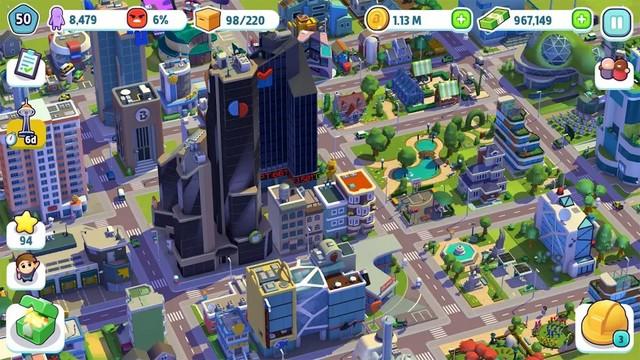 افضل العاب بناء مدن للاندرويد