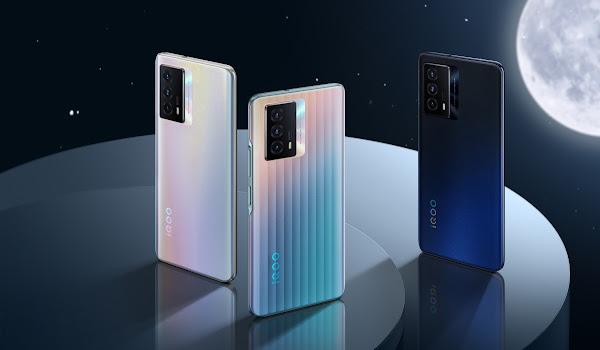 iQOO Z5 anunciado com Snapdragon 778G