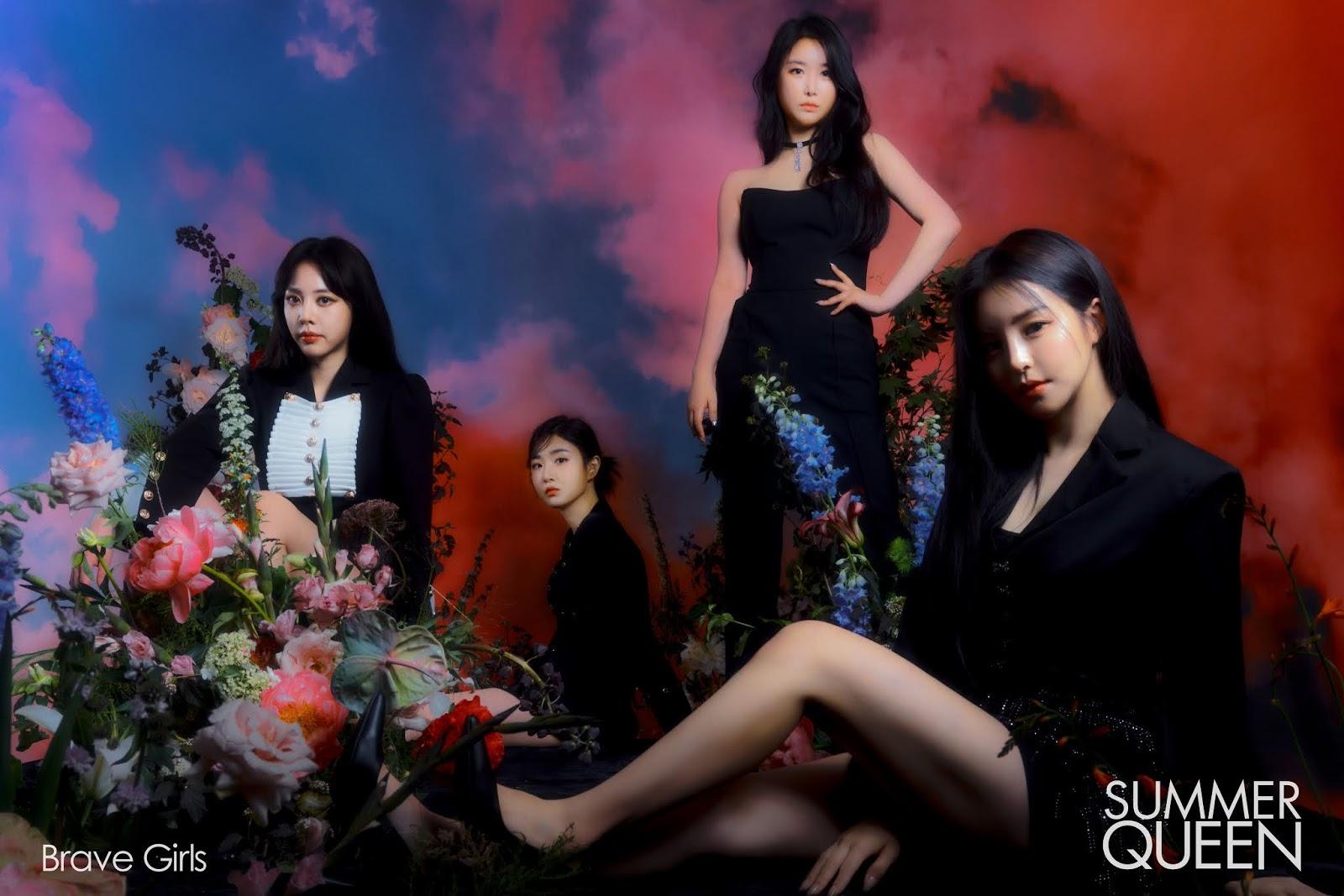 Summer Queen, el gran comeback de Brave Girls
