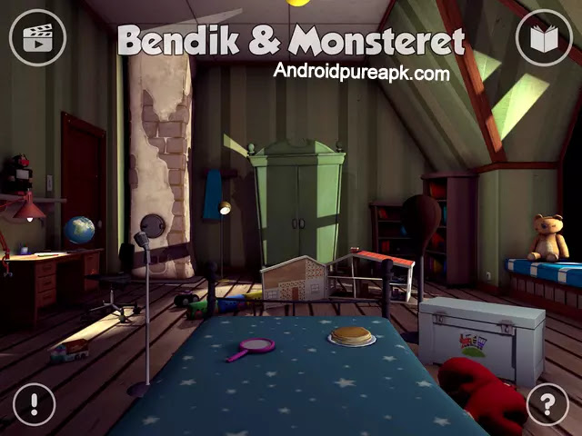 Bendik & Monsteret Apk