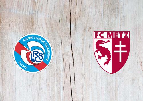 Strasbourg vs Metz -Highlights 11 August 2019