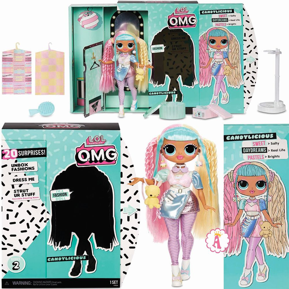 L.O.L. Surprise! O.M.G. Candylicious